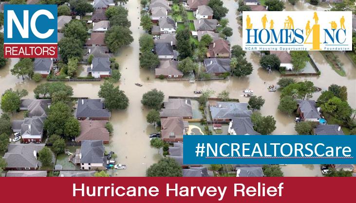 Hurricane Harvey Relief Donate button