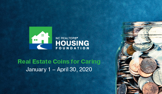 Real Estate Coins for Caring Feature Image