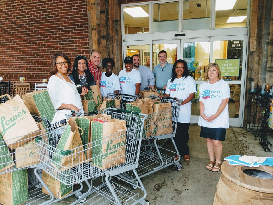 NC REALTORS® Gives Back Day