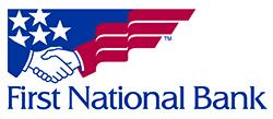 First National Bank-LeftSig-CMYK-250x109