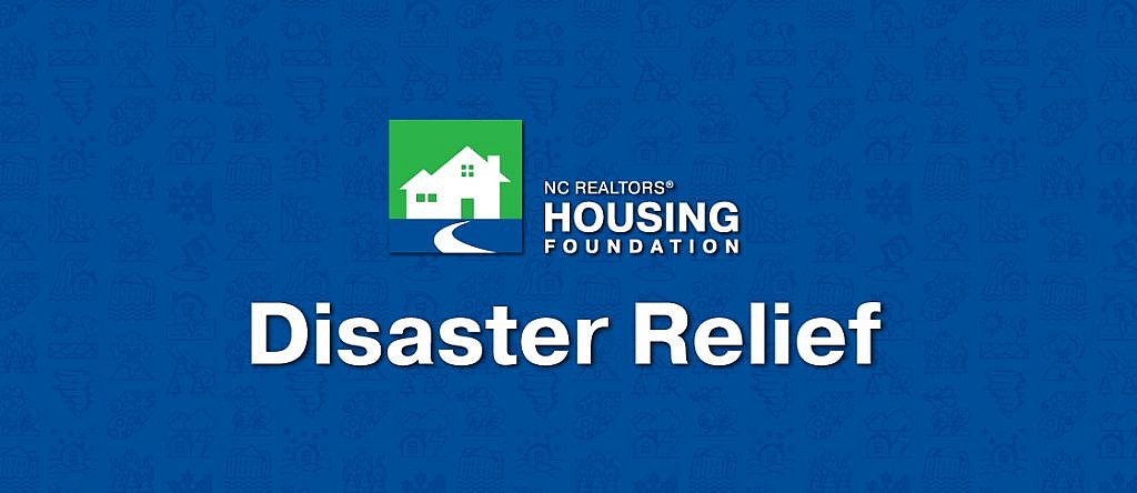 NCRHF Disaster Relief Resources Header
